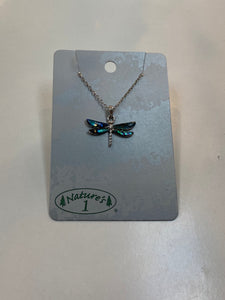 Necklace - WMP 008 - Dragonfly