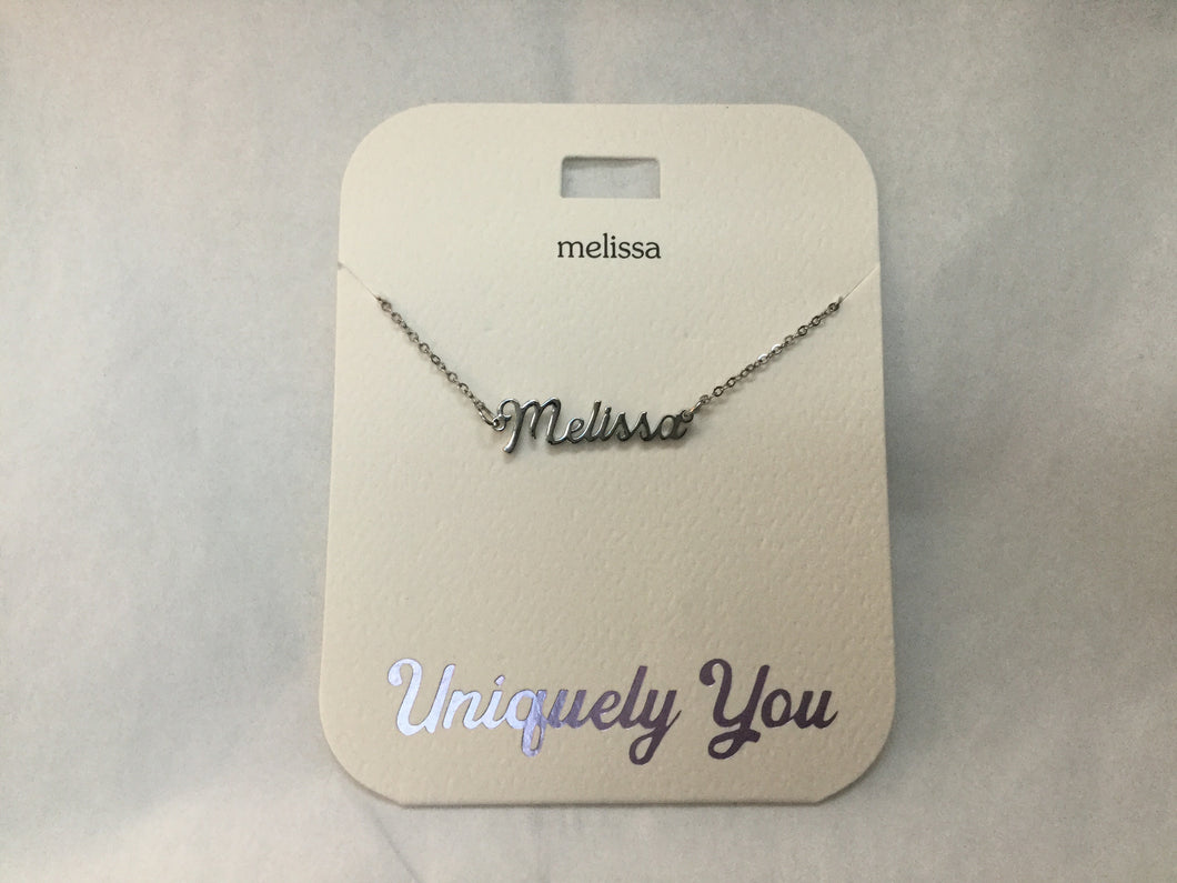 Necklace - YOU 5562 - Melissa