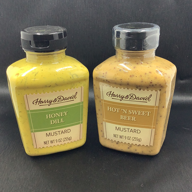 Harry and David - Mustard