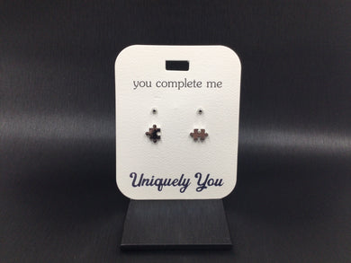 Earrings - YOU 4523 - Puzzle