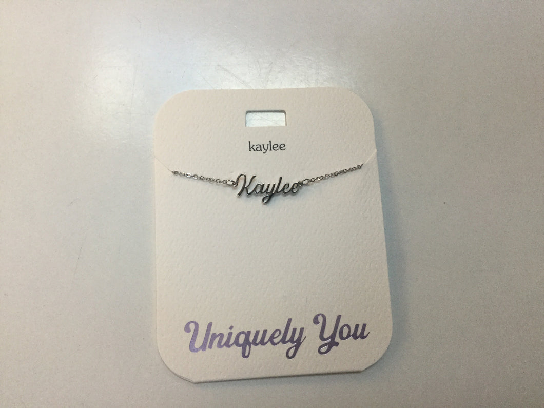 Necklace - YOU 5455 - Kaylee