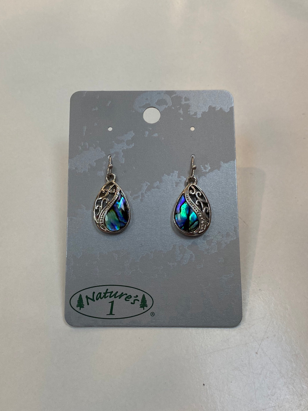 Earrings - WME 160 - Teardrop
