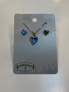 Necklace & Earring Set - WMS 003