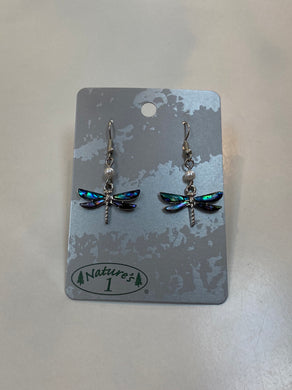 Earrings - WME 052 - Dragonfly
