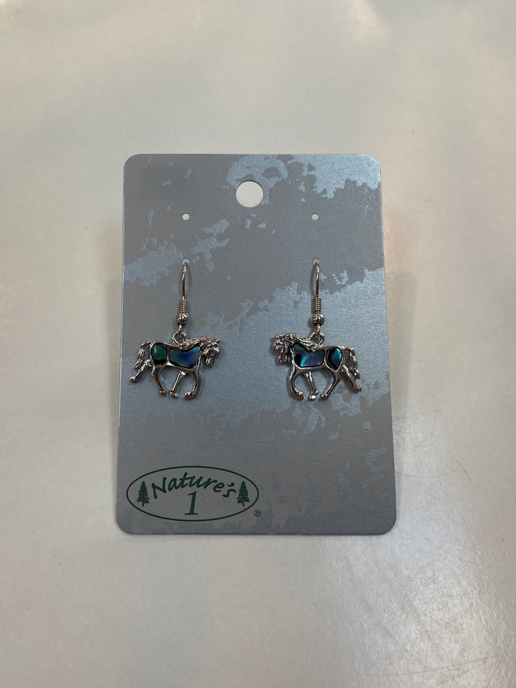 Earrings - WME 045 - Horse