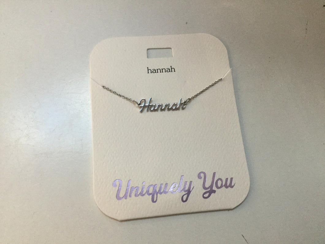 Necklace - YOU 5302 - Hannah