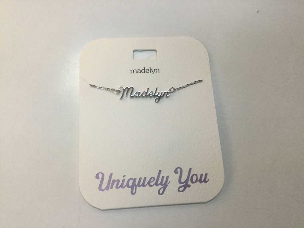 Necklace - YOU 5553 - Madelyn