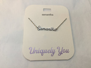 Necklace - YOU 5750 - Samantha