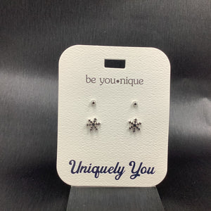 Earrings - YOU 4553 - Snowflake