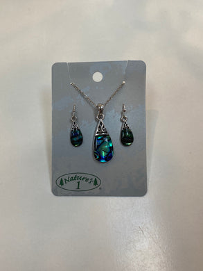 Necklace & Earring Set - WMS 136