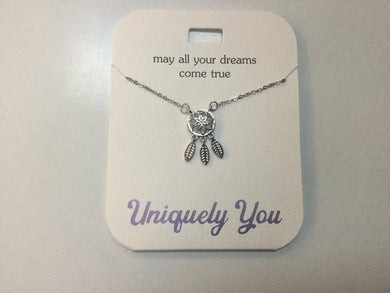 Necklace - YOU 4024 - May all your dreams come true