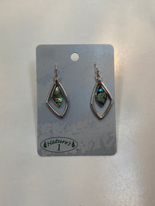 Earrings - WME 118 - Freeform