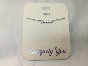 Necklace - YOU 5601 - Nicole