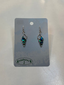 Earrings - WME 187 - Sea Snail
