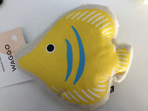 Dog Toy - Fancy Fish Chewy