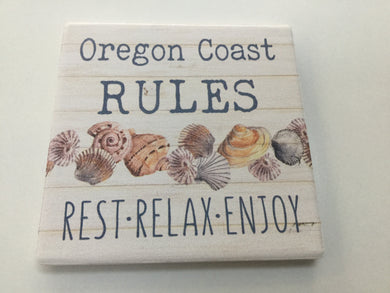 Coaster COA1402 - Oregon Coast Rules