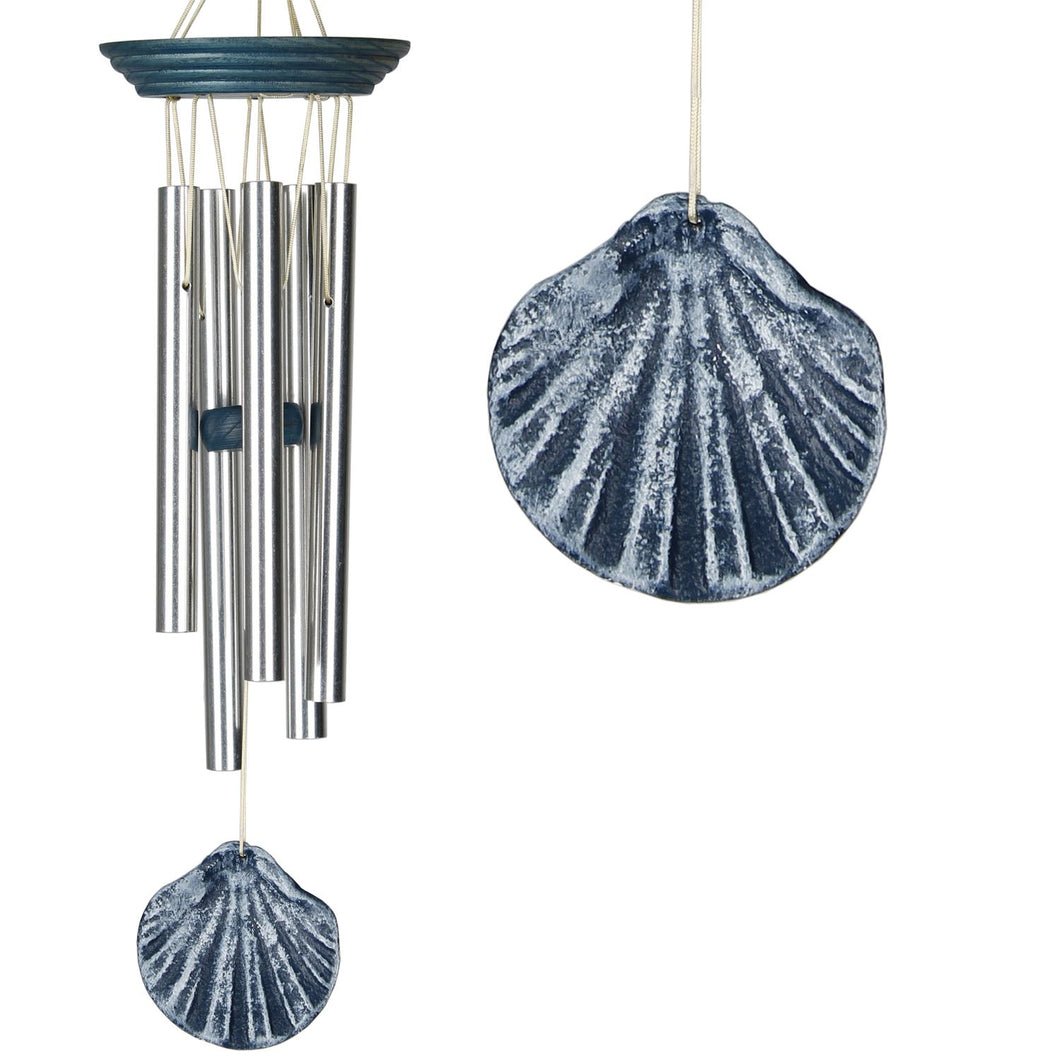 Wind Chime - Seashore Chime - Scallop - SSS