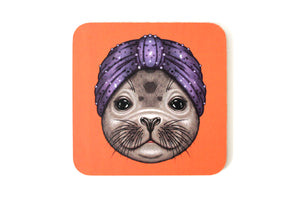 "Coaster ""Turban hat"""