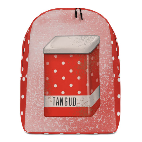 "Backpack ""Dotted tin can"""