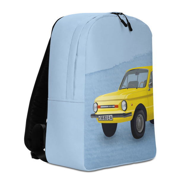 "Backpack ""ZAZ Zaporozhets"""