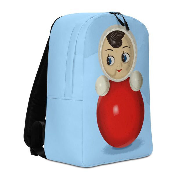 "Backpack ""Roly-poly toy"""