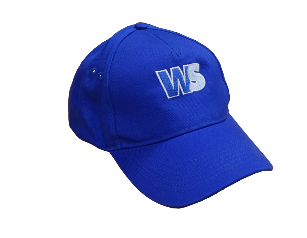 WS Cap - Bright Royal Blue