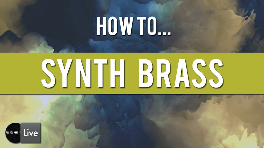 How to Techno Synth Brass (Colyn - Resolve Lead inspiration)