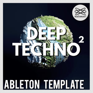 DEEP TECHNO 2 ABLETON TEMPLATE