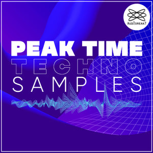PEAK TIME TECHNO SAMPLES