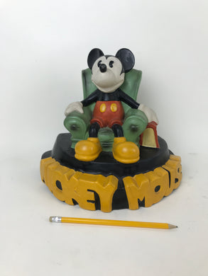 Mickey mouse Disney in ceramica, Francia anni '90