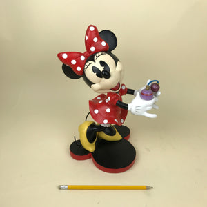 Minnie con profumo in resina Enesco made in China per Eneco Uk e Disney 2014