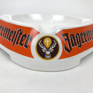 Posacenere in ceramica Jagermeister Fisher&co, Germania Anni '70
