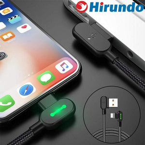 Hirundo Smart Elbow Charging Cable