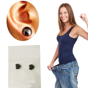 Acupressure Magnet Earrings (One Pair)