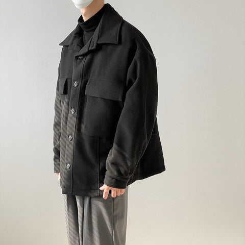 OH Essential Boxy Chore Coat - OH 2X Asia's Trending Streetwear OH2X