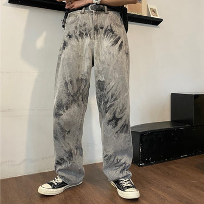 OH Acid Dye Jeans - OH 2x