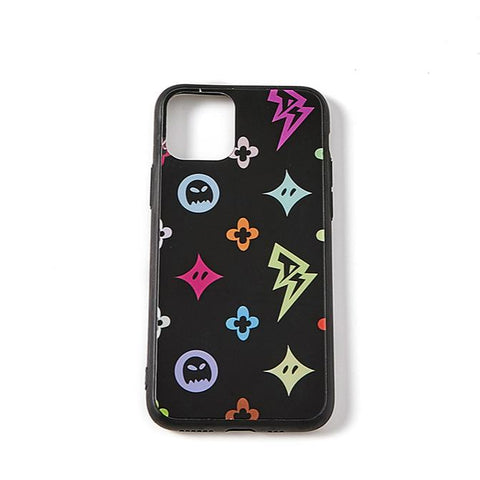 Donsmoke Lightning Monogram iPhone Case - OH 2X