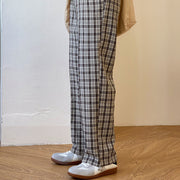OH Essential Plaid Pants - OH 2X