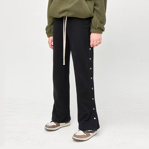 Kreate Side Button Clip Sweat Trousers - OH 2X