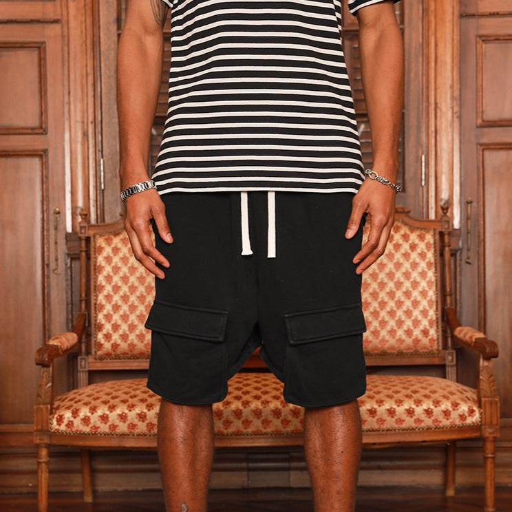 KREATE Cargo Sweat Shorts - OH 2x