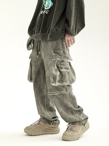 Fictitious 426 Acid Stained Cargo Pants