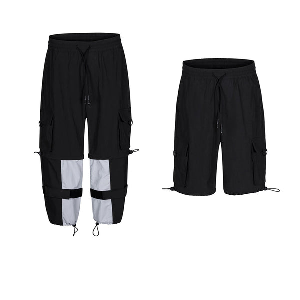 DonSmoke Removable Patch Cargo Pants - OH2x