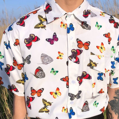 OH Butterfly Species Shirt - OH 2x