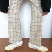 OH Essential Plaid Pants - OH Garments Asian Trending Streetwear