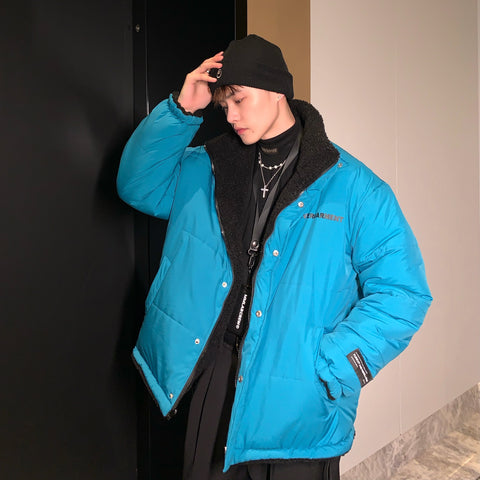 OH Reversible Sherpa Jacket - OH 2X Asia's Trending Streetwear OH2X
