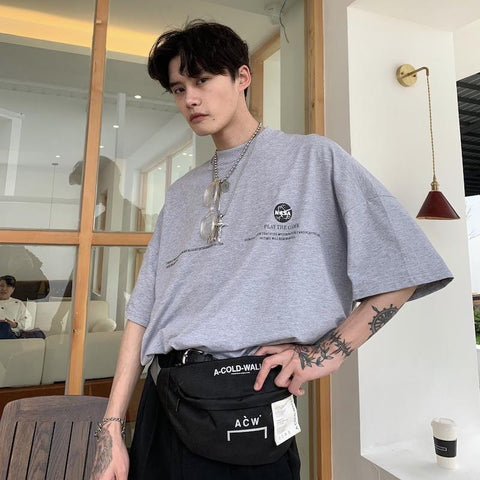 OH Nasa Game Tee - OH Garments Asian Trending Streetwear