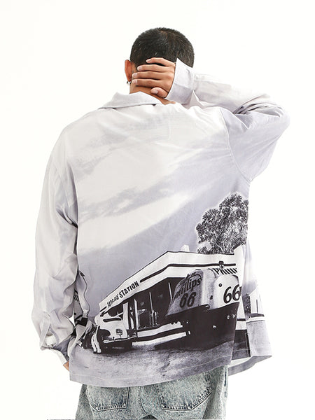 Fictitious 426 Station Archive Shirt