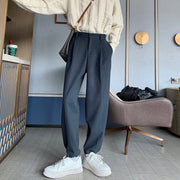 OH Adjustable Cuff Dress Pants - OH 2X Asia's Trending Streetwear OH2X