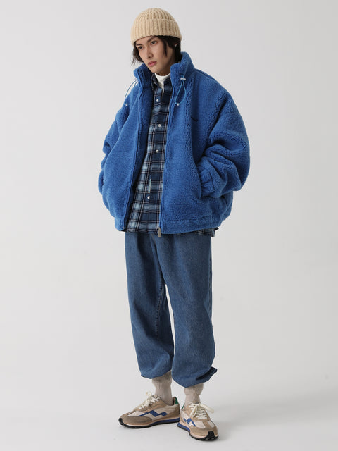 M. Prince Sherpa Jacket - OH 2X Asia's Trending Streetwear OH2X