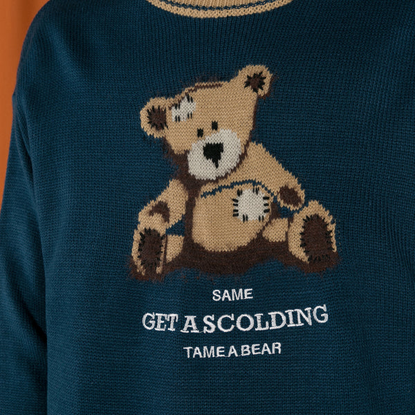 OH Teddy Sweater - OH2x